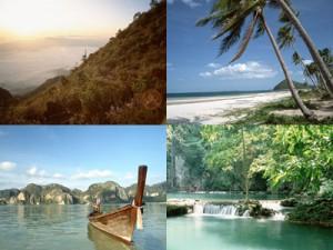 10 สุดยอด แหล่งท่องเที่ยวไทย