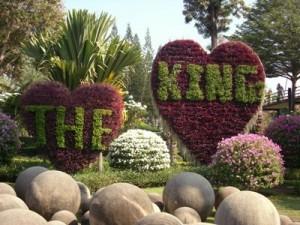 สวนนงนุช ที่เที่ยวสุดฮอต พัทยา
