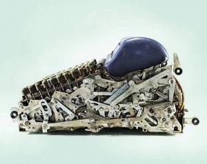 สิ่งที่ซ่อนอยู่ในเครื่องพิมพ์ดีด